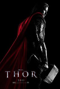 Thor (2011) Trejler Movie Poster