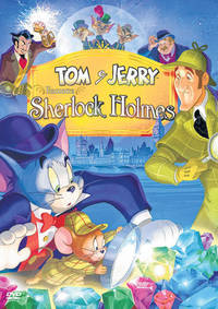 Tom and Jerry Meet Sherlock Holmes Movie Poster