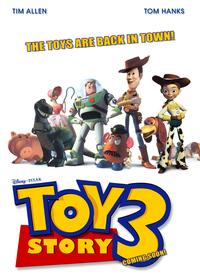 Toy Story 3 (2010) Movie Poster