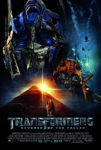 Transformers: Revenge of the Fallen (2009) Movie Poster