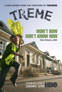 Treme ( 2010) Poster