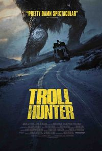 Trolljegeren (2010) Poster