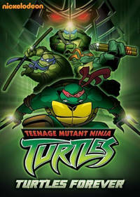Turtles Forever (2009) Movie Poster