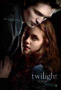 Twilight 2008 movie poster