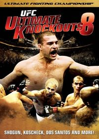 UFC Ultimate Knockouts 8 (2010) Poster