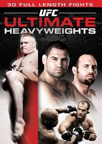 UFC Ultimate Heavyweights (2010) Movie Poster