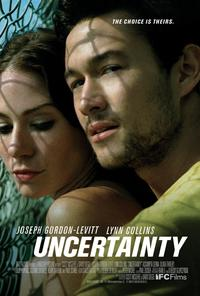 Uncertainty 2009 Movie Poster