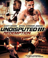 Undisputed III: Redemption (2010) Movie Poster
