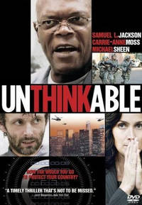Unthinkable 2010 Movie Poster