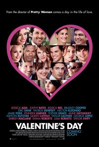 Valentine's Day 2010 Movie Poster