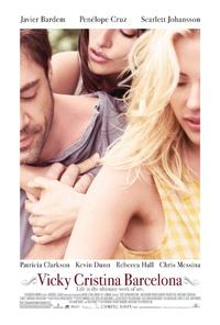Vicky Cristina Barcelona (2008) Movie Poster