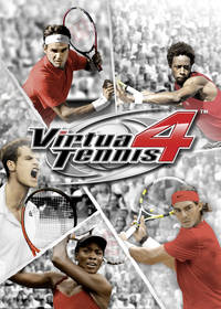 Virtua Tennis 4 Poster