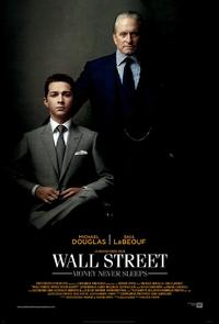 Wall Street: Money Never Sleeps (2010) Poster