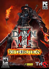 Warhammer 40,000: Dawn of War II - Retribution Poster