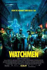 Watchmen (2009) Movie Poster