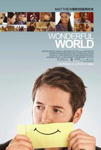 Wonderful World 2009 Movie Poster