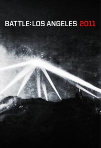 World Invasion: Battle LA (2011) Trejler Movie Poster