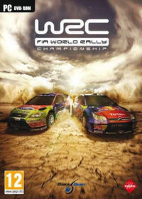 WRC: FIA World Rally Championship Game Poster