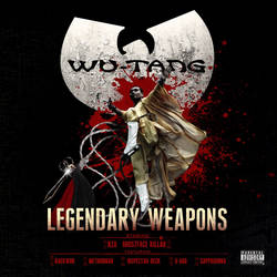 Wu-Tang Clan - Legendary Weapons Album Cover