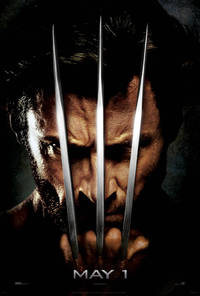 X-Men Origins: Wolverine (2009) Movie Poster