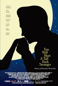 You Will Meet a Tall Dark Stranger (2010) Poster