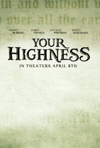 Your Highness (2011) Trejler