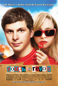 Youth in Revolt 2009 Movie Poster